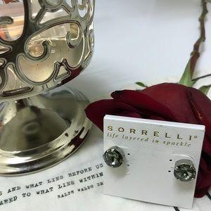 Jewelry - New Sorrelli Black diamond crystal studs